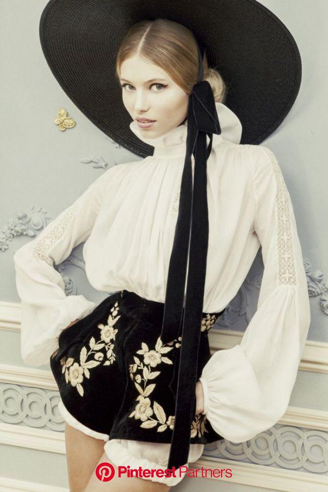 Ulyana Sergeenko Haute Couture Spring/Summer 2013 | Trendland | Fashion, Vogue fashion, Russian fashion