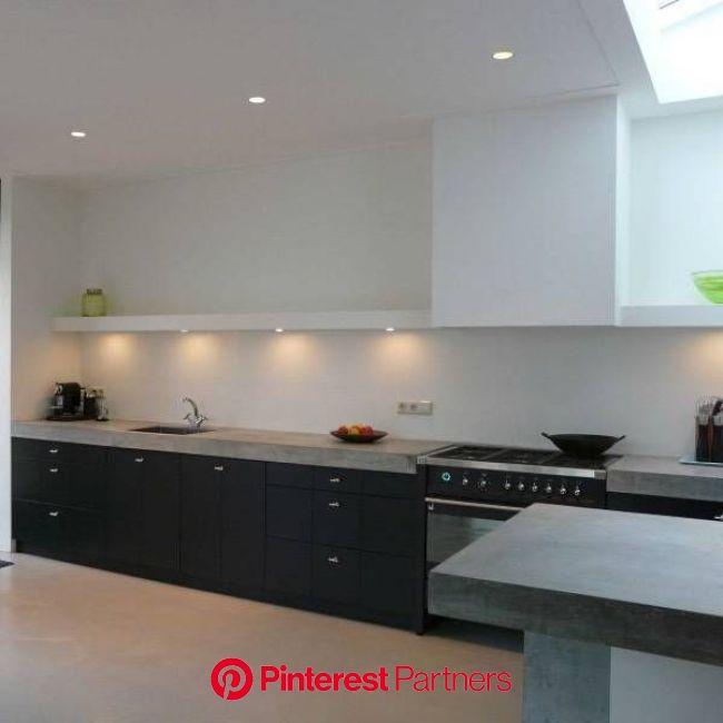 Scutigliani Terrazzo, design in terrazzo en beton | Keuken, Keuken ontwerp, Keuken idee