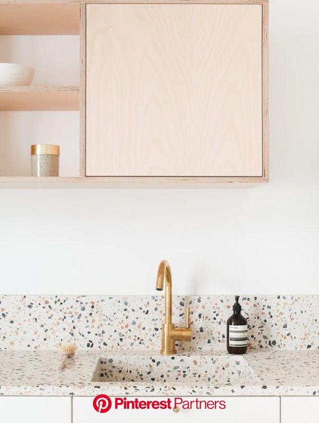 Pros and Cons of the Integrated Sink | Hunker | Kitchen trends, Interior design kitchen, Kitchen interior
