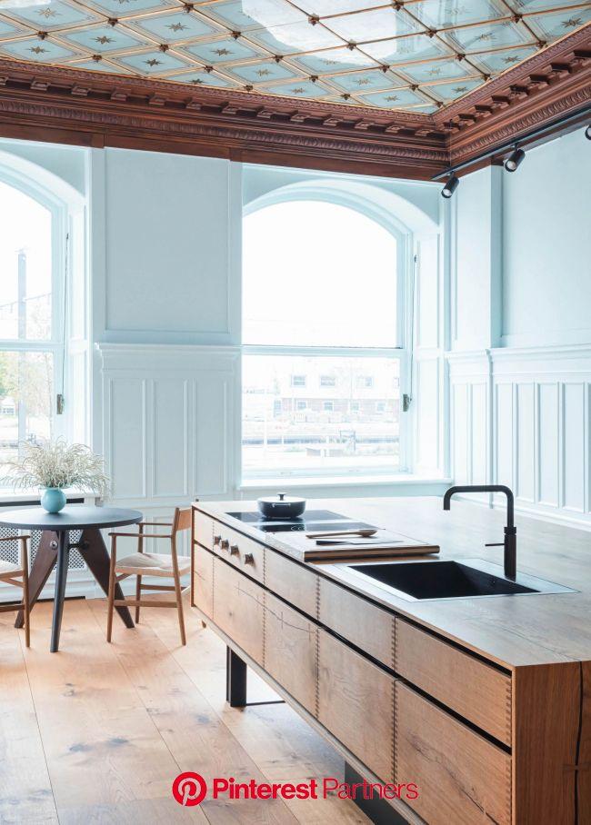 Dinesen & Garde Hvalsoe Showroom | Home interior design, Interior design kitchen, Interior architecture