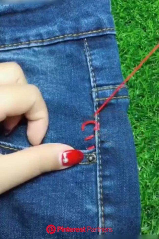 DIY Intricate & Beautiful Stitching Guide   Puntadas de costura, Tutoriales de costura