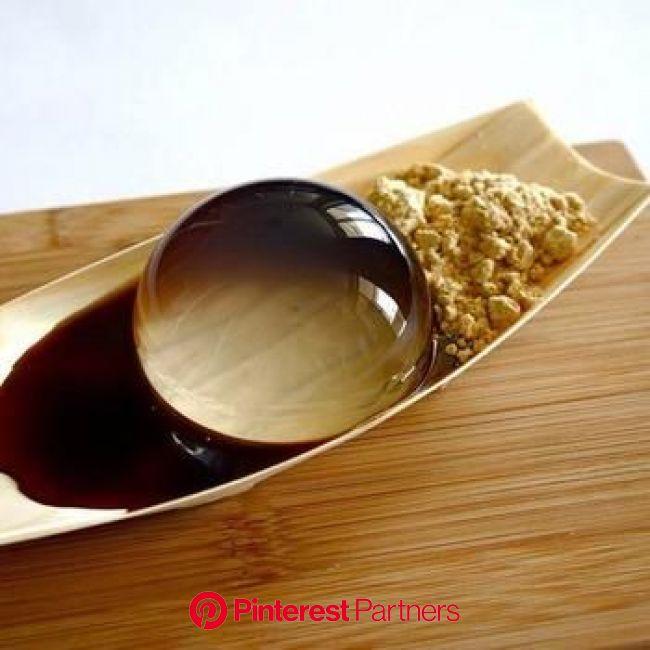 信玄 餅 作り方 水