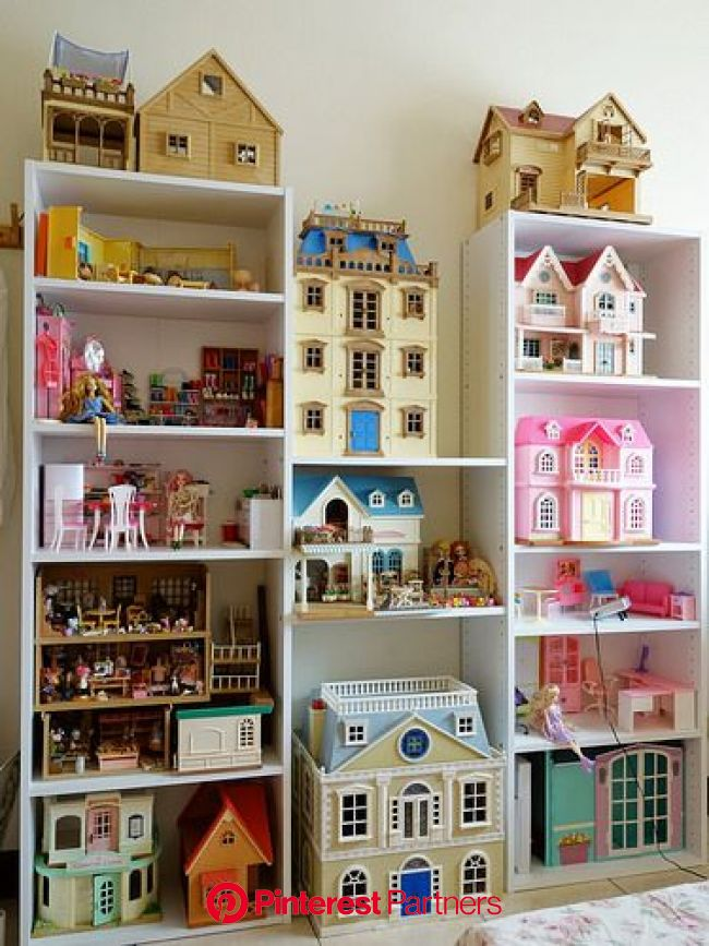 Dolly House   Dolly house, Toy rooms, Sylvanian families house