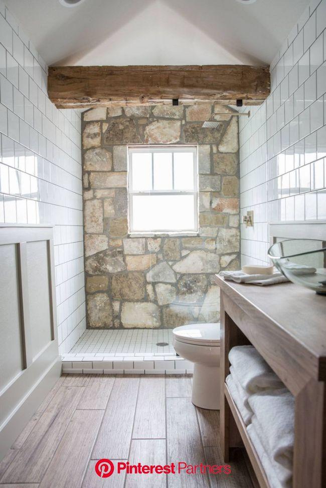 Episode 15 - The Giraffe House   Magnolia   Fixer upper bathroom, Joanna gaines bathroom, Fixer upper