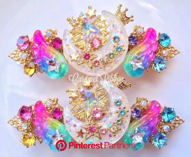 caramelribbonvv | Magical jewelry, Kawaii jewelry, Cute jewelry