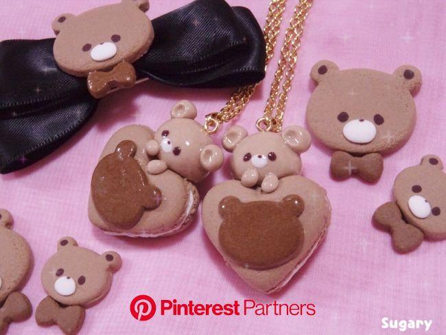 haruru????7/2~カワスタ on Twitter in 2020 | Cute polymer clay, Cute clay, Polymer clay crafts