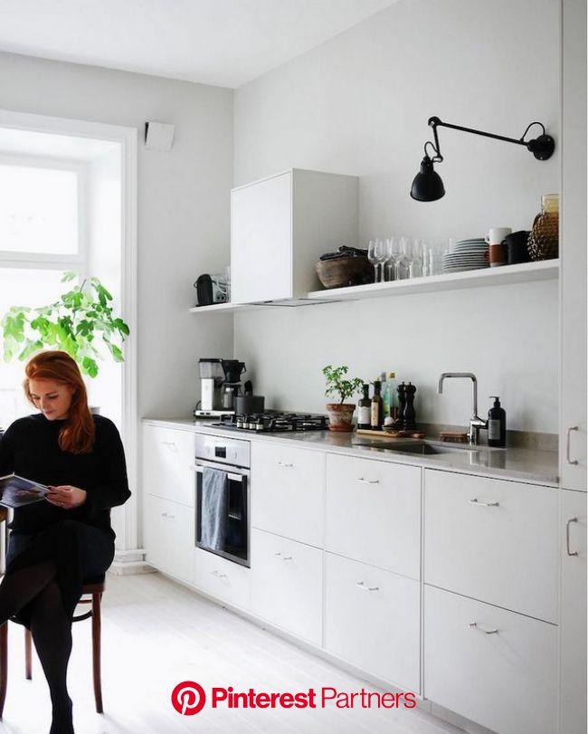 A Swedish Interior Stylist and Photographer's Haven (my scandinavian home) | Swedish interiors, Interior design kitchen, Kitchen design