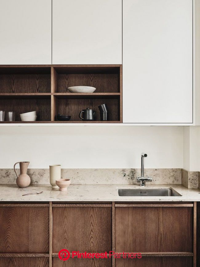 The Oak kitchens by Nordiska Kök - COCO LAPINE DESIGN in 2020 | Minimal kitchen design, Home decor kitchen, Kitchen interior