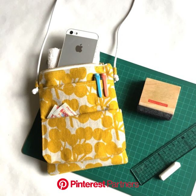 Teacher's pouch の誕生 | Coin purse pattern, Fabric bags, Quilted bag