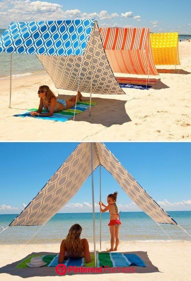 22 Beach Products You Absolutely Need This Summer | Beach diy, Outdoor, Beach hacks