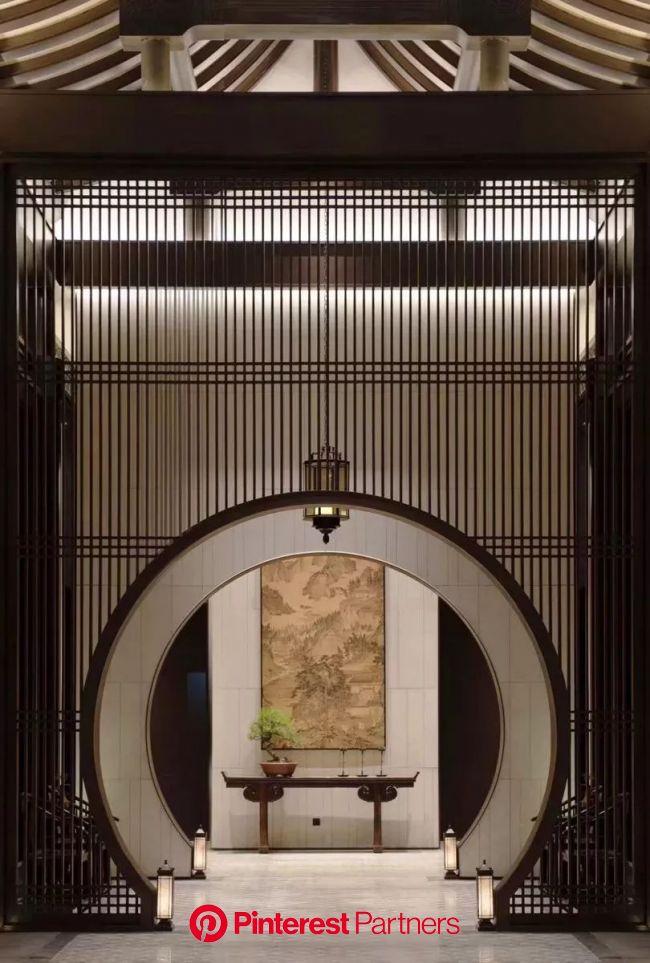 这么美的新中式,谁不爱? - 马蹄网 | Chinese interior, Chinese style interior, Asian interior design