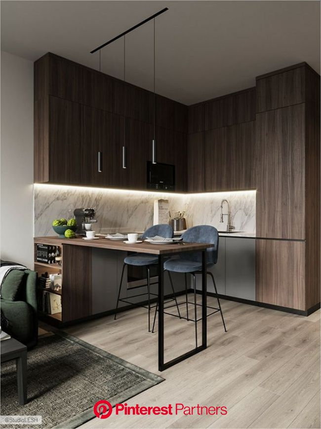 Diplomat on Behance in 2020 | Condo interior design, Home decor kitchen