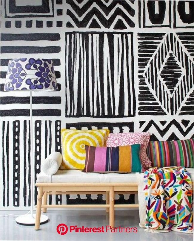 #カラフル #クッション #くつろぎ空間 #いつまでも居れる #アーティスティック | 装飾のアイデア, 模様替え, 自宅で