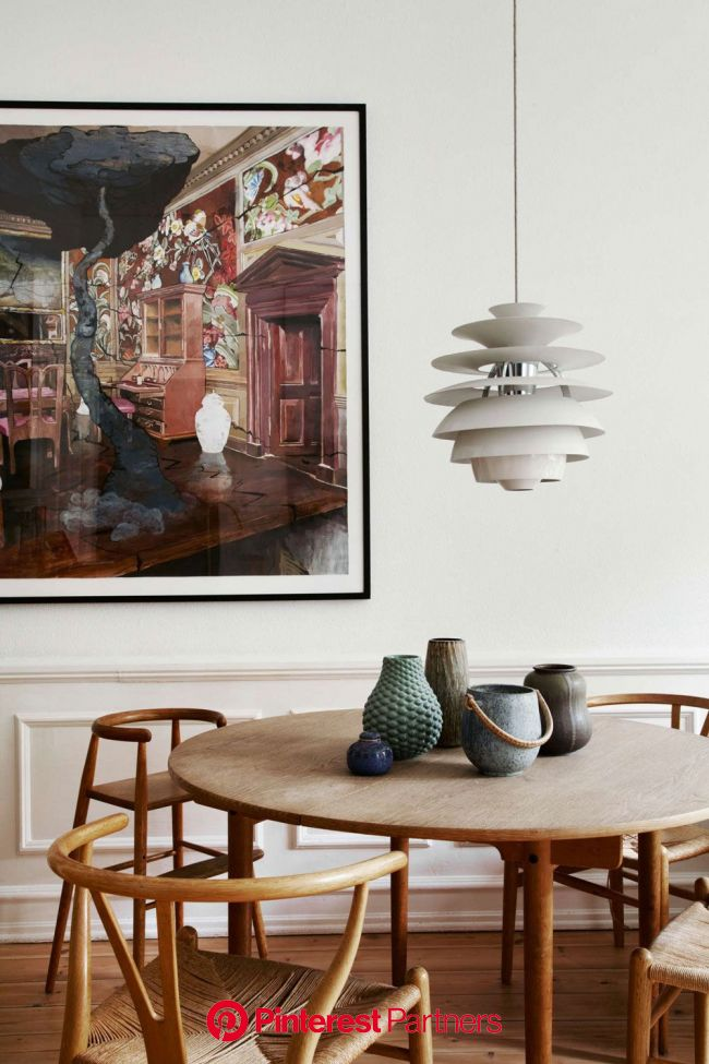 PH Snowball Pendant in 2020 | Scandinavian dining room, Dining room design, Scandinavian decor