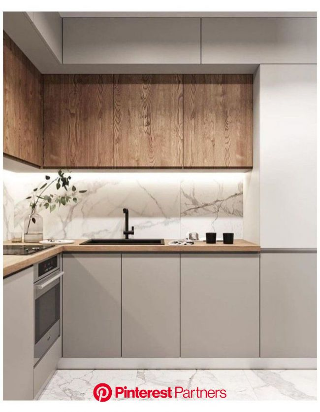 Most stunning stylish modern kitchen design and decor ideas 35decor desig #cool #kitchen #… in 2020 | Kitchen room design, Modern kitchen design, Kitc