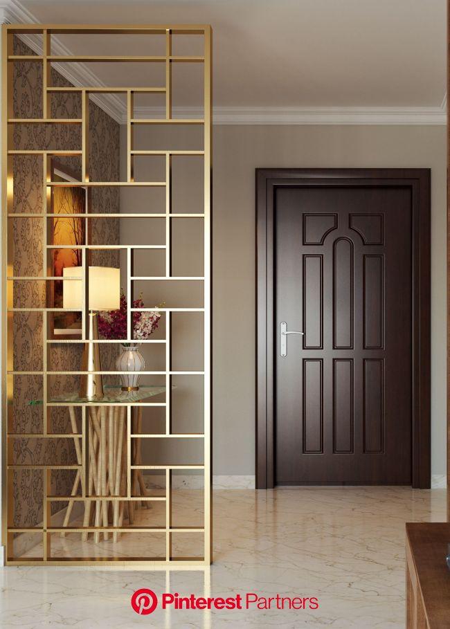 11+ Wonderful Bedroom Room Divider Home Ideas in 2020 | Small room divider, Living room divider, Diy room divider