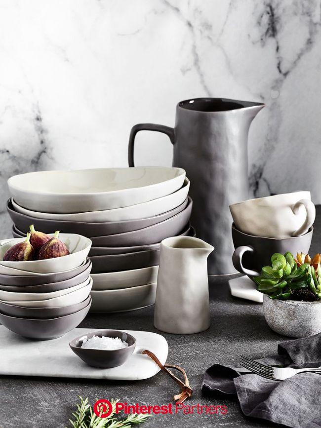 Modern basics #tabletop #bedbathntable: | Yemek takımı, Mutfak eşyası, Tasarım evler
