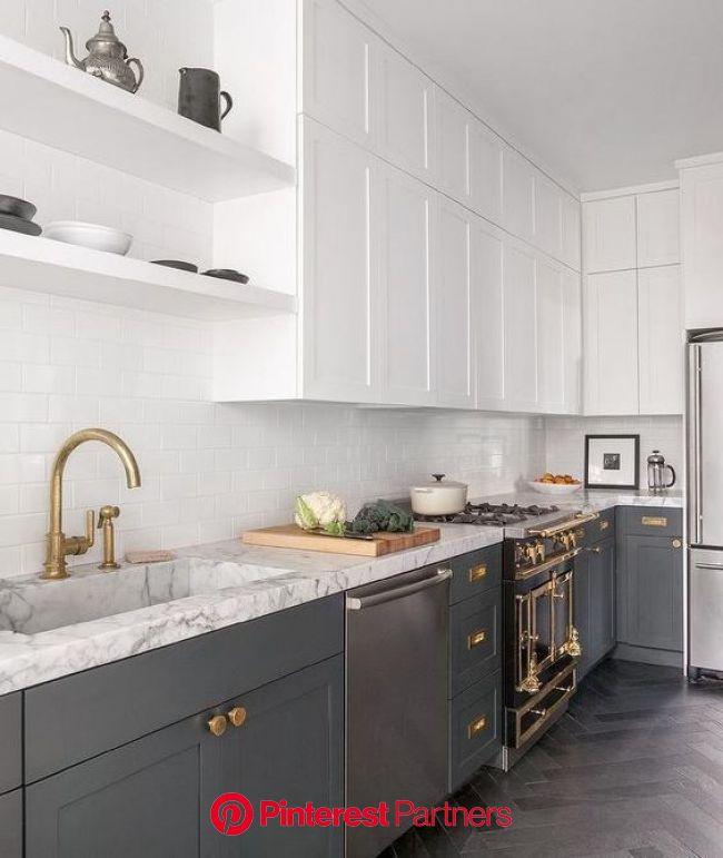 WHITE SHAKER CABINETS Discount [TRENDY] in Queens NY (con imágenes) | Cocinas de casa