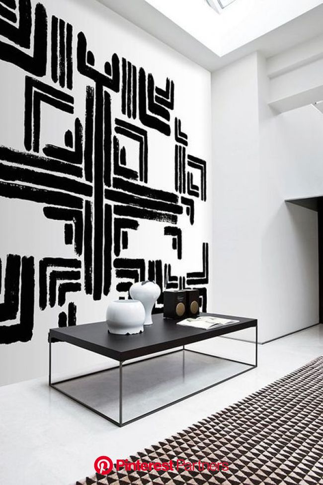 Why black and white will always be the perfect color pair in any home... | Decor interior design, Interior