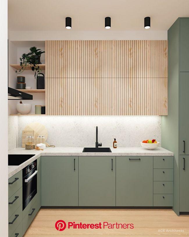 These Wood Kitchen Ideas Will Totally Transform the Space in 2020 | Modern kitchen design, Interior design kitchen, Home decor kitchen