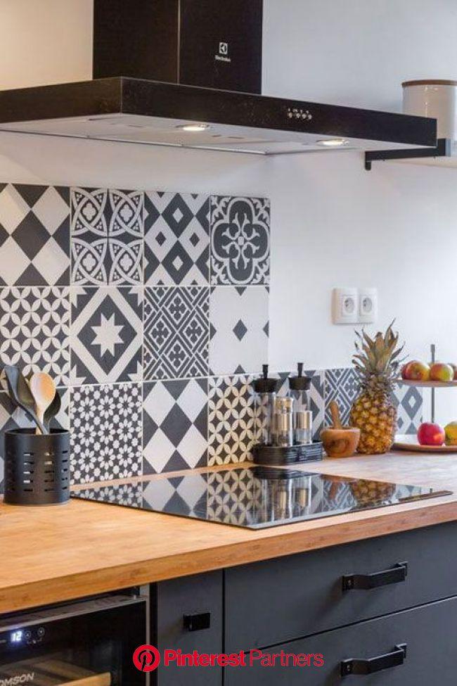 Crédence de cuisine : 15 crédences design allant de 20 à 150 € (avec images) | Credence deco, Crédence cuisine, Cuisines deco