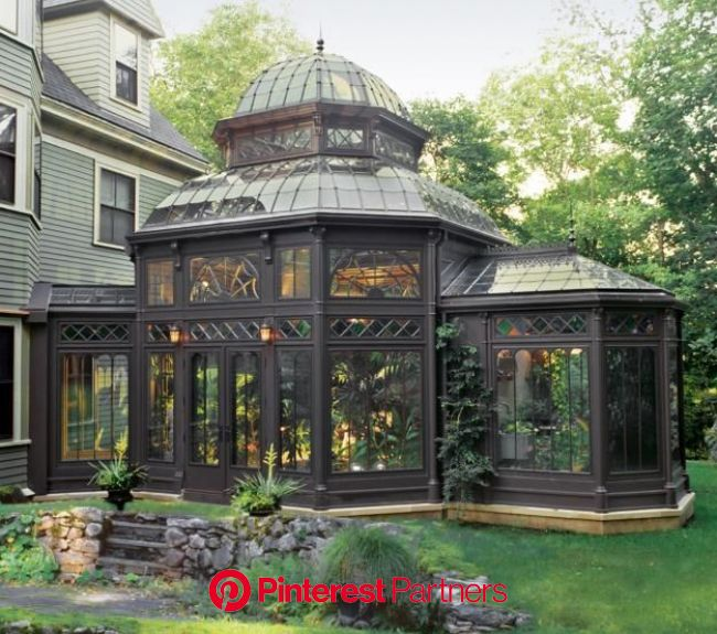 8 Types of People Who Need Greenhouse Inspiration | Victorian conservatory, Celebrity houses, Victorian homes