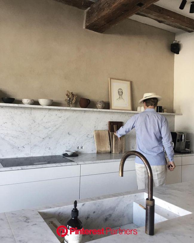 いいね!626件、コメント18件 ― DANIELLE SIGGERUDさん(@daniellesiggerud)のInstagramアカウント: 「Summer morning」 | Cocina minimalista, Estilo de cocina, Cocinas