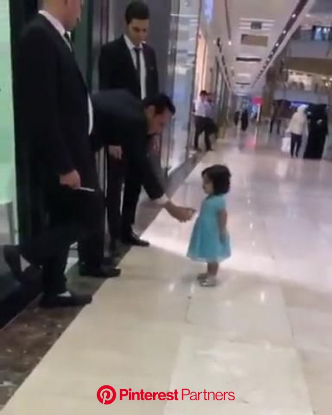 That excitement at the end after being treated like a queen [Video] [Video] | Funny videos for kids, Cute funny babies, Cute funny baby videos