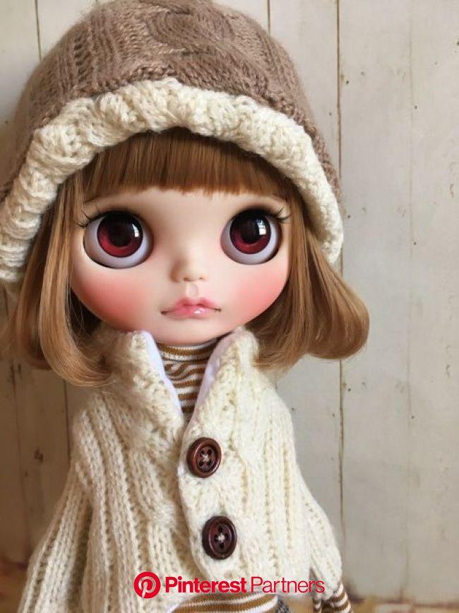カスタムブライス(ボブ)【2020】 | 人形の目, かわいい人形, ドール カスタム