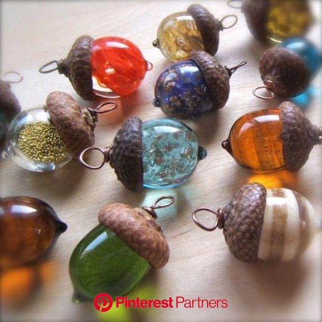 Dishfunctional Designs: Acorn Crafts & Home Decor | Acorn crafts, Fun crafts, Home crafts