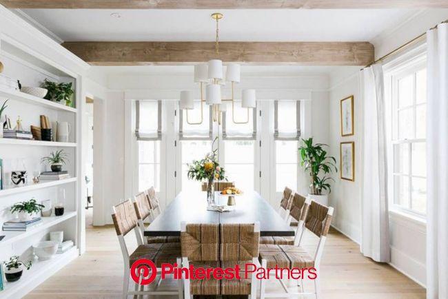 100 Incredible European Farmhouse Living Room Design Ideas | Rustic dining room, Dining room design