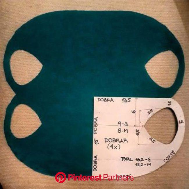 Como fazer máscara sem costura: 3 moldes para fazer à mão - Artesanato Passo a Passo! | Como fazer mascaras, Noções básicas de costura, Projetos peque