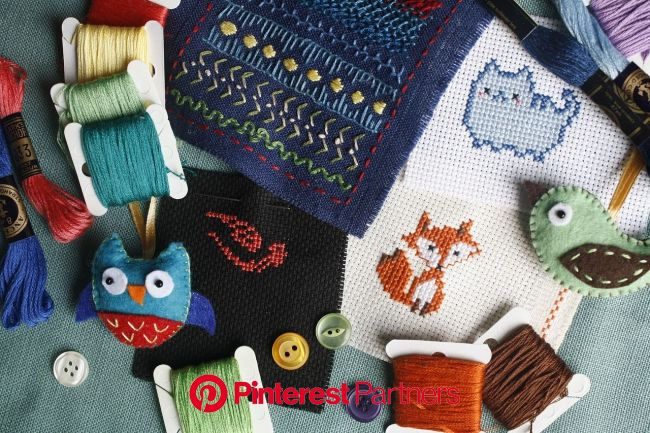 Pixabayの無料画像 - 刺繍, 針仕事, クロスステッチ, 縫う, クラフト, スレッド | 工作, 機械刺繍デザイン, アートクラフト