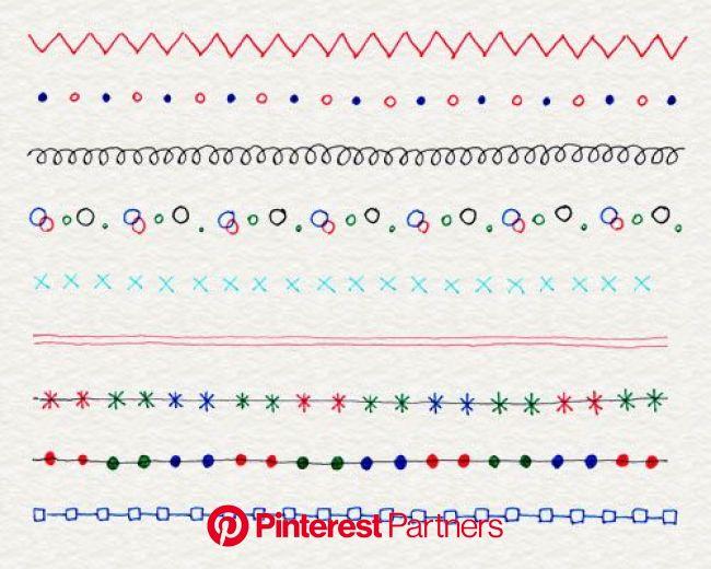2 5 飾り線でかわいく 4色ボールペンで かわいいイラスト描けるかな 4色ボールペン ボールペン イラスト 手帳 イラスト Sayo