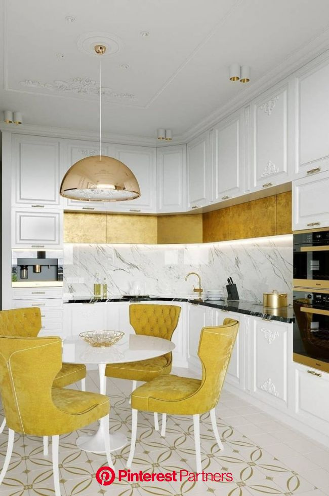 Kitchen Ideas, 30+ Free Wonderful Stylish Kitchen Styles Browse Browse, New 2019 - Page 18 of 35 - clear crochet   Kitchen room design, Contemporary k
