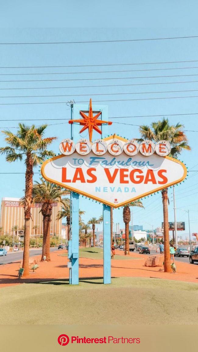Las Vegas ✨ | Pinterest