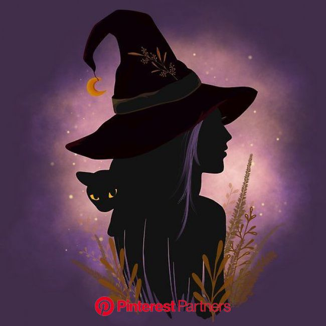 Samhain Summers End Celtic Harvest Festival | Witch painting, Witch art, Halloween art