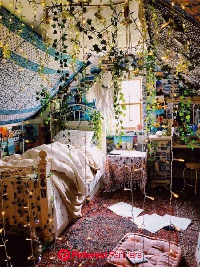 Gorgeous Home Bohemian Home Décor for Every Single Room | Bohemian bedroom decor, Aesthetic rooms, Aesthetic bedroom