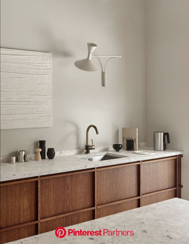 Move Over, Marble! (With images) | Minimalist kitchen design, Modern japanese interior, Minimalist home decor