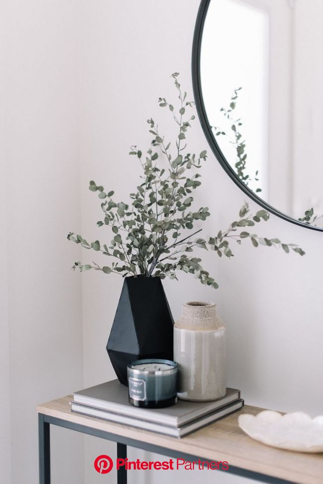 Front Entry: Three Ways | Foyer decor, Foyer decorating, Home decor styles