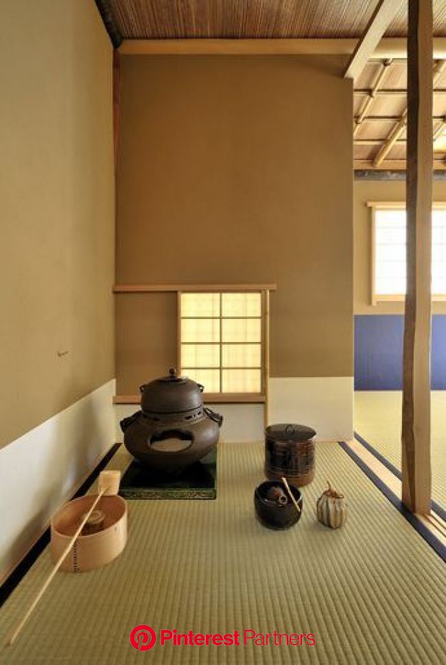 chashitsu 茶室(画像あり) | 日本の茶室, 和のインテリア, 伝統的な日本家屋