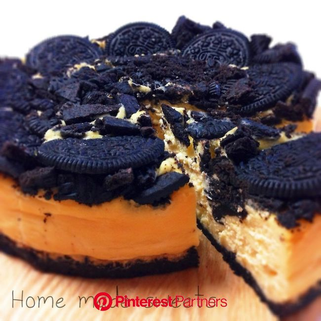 簡単なのに激ウマ!オレオチーズケーキの人気レシピ7選 - macaroni | オレオ, 生クリーム レシピ, レシピ