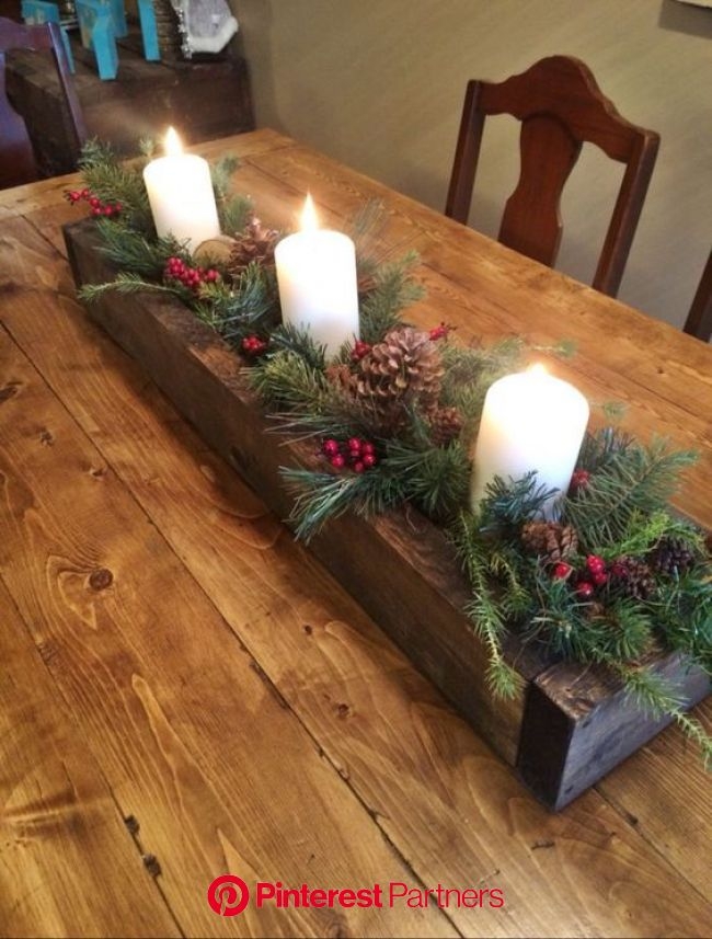 100+ Cheap and Easy DIY Christmas Decor Ideas that proves Elegance is not Expensive - Hike n Dip | Christmas candle decorations, Diy christmas decorat