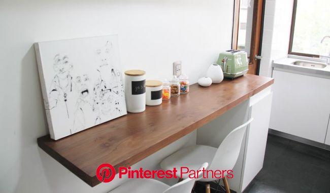Magdalena y Cristóbal, diseñadora e ingeniero (con imágenes) | Disenos de unas, Barra de cocina, Rincón de cocina
