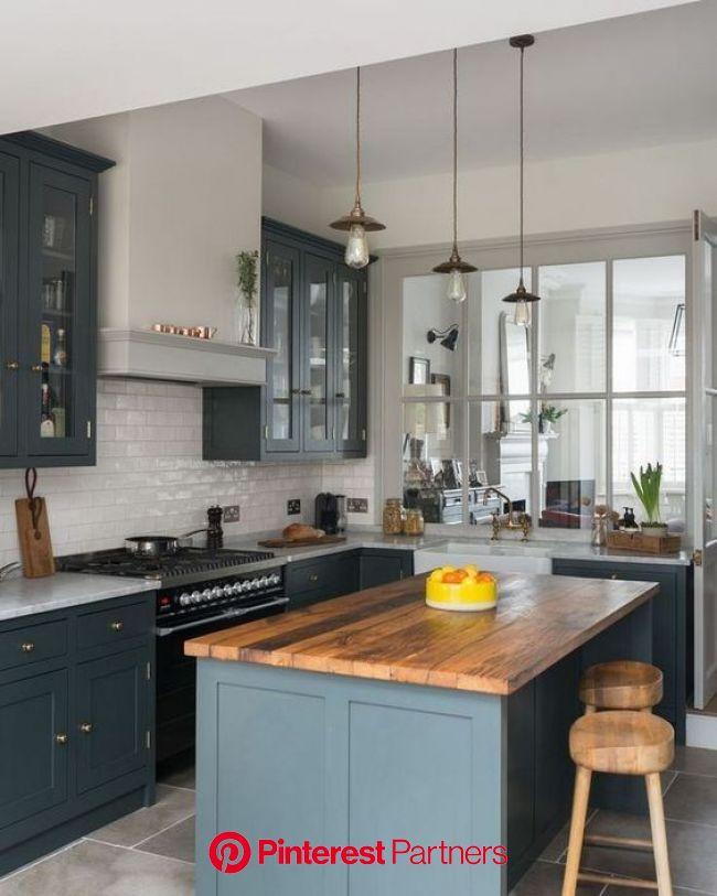 Gray Kitchen Ideas: 22+ Gorgeous Decors for Minimalist Home (With images) | Grey kitchens, Kitchen style, Kitchen renovation