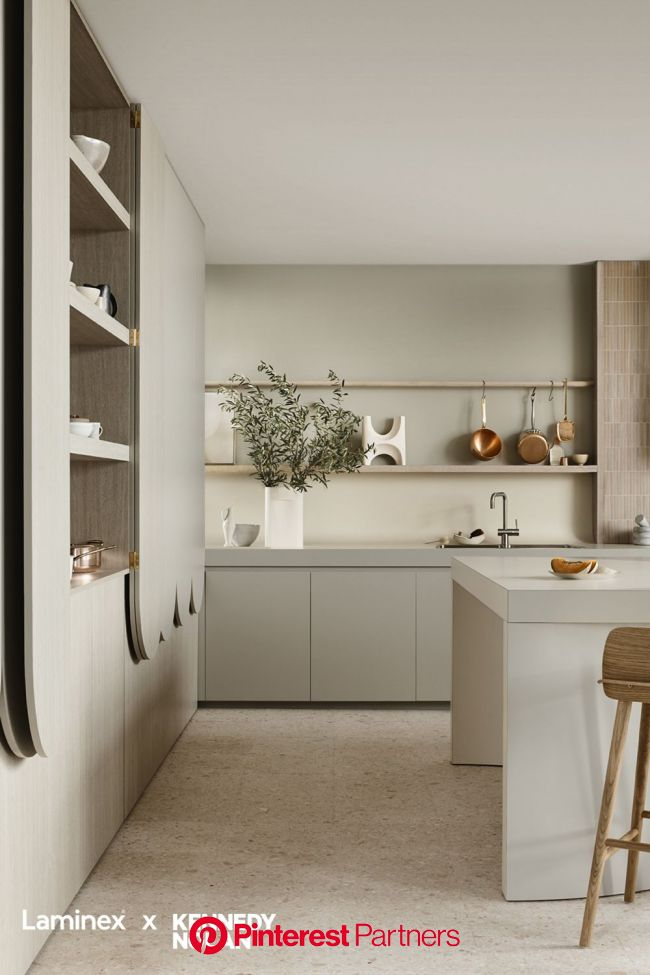 Discover the creative designs by Kennedy Nolan in 2020 | Interior design kitchen, Minimalist kitchen design, Kitchen design