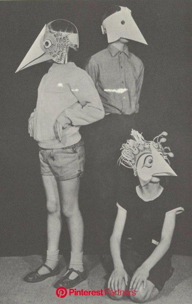 A Few things I love... | Bird masks, Animal masks, Art inspiration