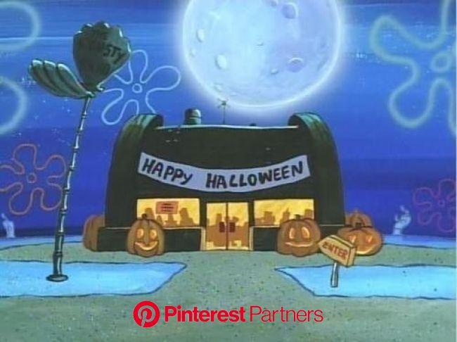 Contests/October-Halloween 2014 background | Spongebob halloween, Halloween cartoons, Halloween wallpaper iphone
