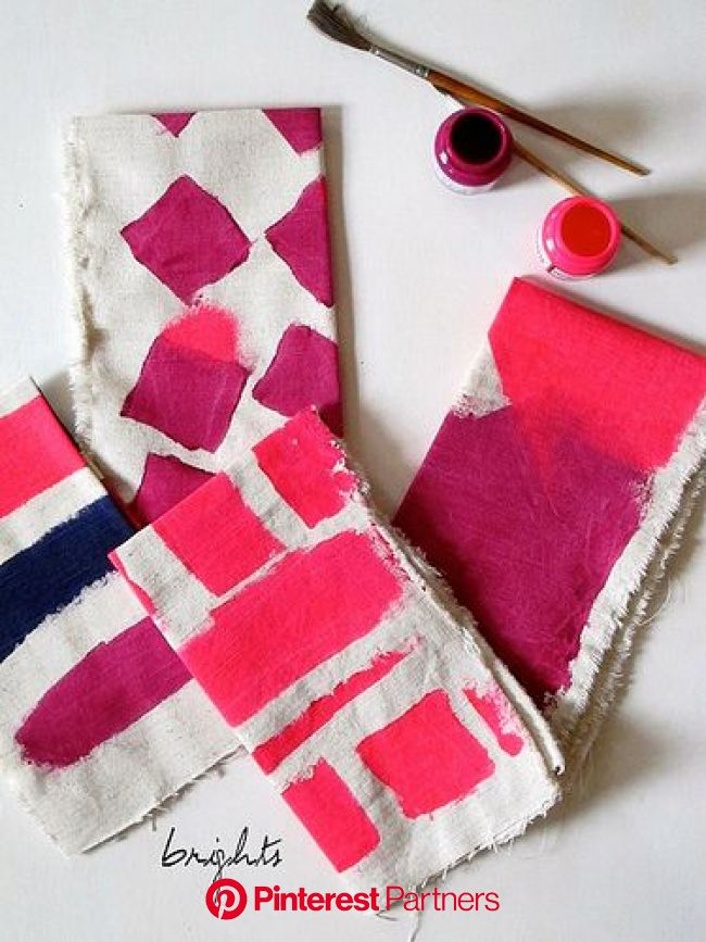 Milk Farm Road | Hand painted fabric, Crafts, Arts and crafts