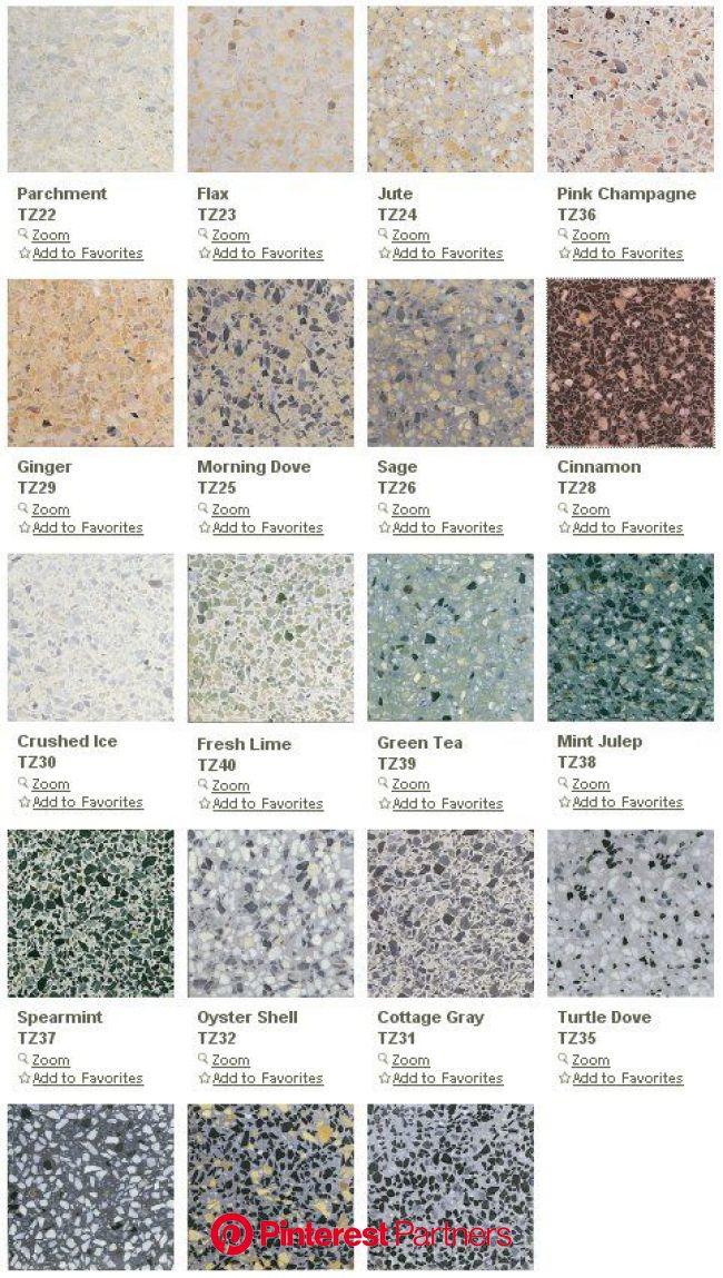 Terrazzo tiles in many color ways and 3 sizes from Daltile (With images) | Terrazzo tile, Terrazzo, Retro renovation